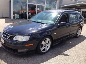 2006 Saab 9-3 Aero Auto *RARE*-Leather-Sunroof Kitchener / Waterloo Kitchener Area image 3