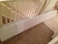 White PVC Cladding
