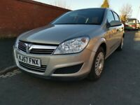 VAUXHALL ASTRA AUTOMATIC,MOT APRIL 22,ONLY 66K MILES