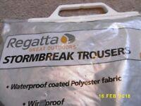 Regatta Stormbreaker waterproofs