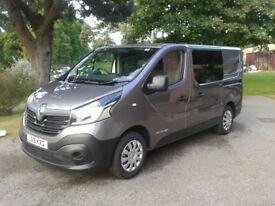 As New Renault Traffic Camper Van - 900 miles.