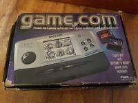 Gamecom hand held console