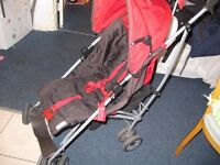 Joie pushchair, good condition