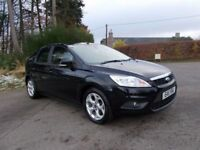 2011 11 FORD FOCUS 1.6 TDCI SPORT 5 DOOR HATCHBACK £30 A YEAR ROAD TAX CALL 07908275624