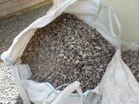 Gravel (grey) - 3 bulk bags