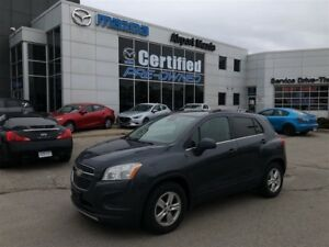 2013 Chevrolet Trax 1LT, AT, Trade in, Clean carproof, AS IS