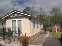 Bungalow Park Home on prime site in Willow Wood Park, West Calder