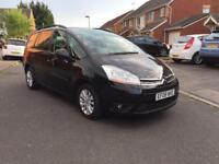 2008 CITROEN C4 GRAND PICASSO VTR+, 12 MONTH MOT, SERVICE HISTORY, LOW MILEAGE, HPI CLEAR, 7 SEATER