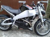 Buell XB9S Lightning