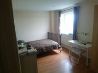 Ensuite double room with gym and sauna available in modern residence