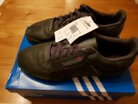 Adidas Yeezy Powerphase Calabasas, core black size 10, BNWT, £120