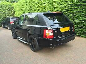 Range Rover Sport Supercharged 73000 miles