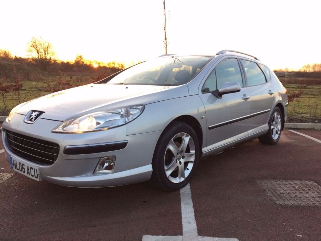 2006 peugeot 407 sw sport hdi diesel estate in newcastle tyne and wear gumtree. Black Bedroom Furniture Sets. Home Design Ideas