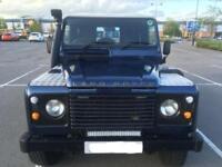 Land Rover Defender (Hard Top) 110 TD5
