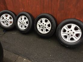 Freelander 16inch alloys