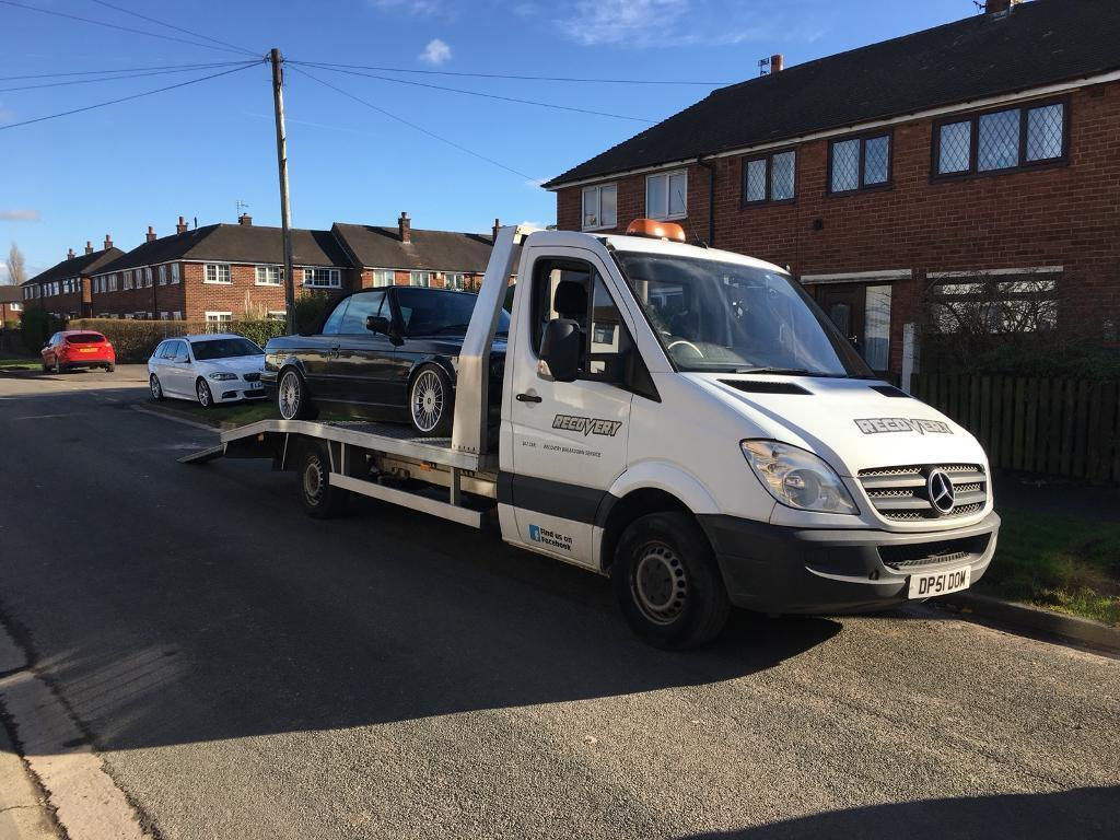 Vehicle Breakdown Recovery Services / Transportation / Classics ...