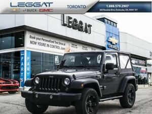 2014 Jeep Wrangler Sport, Upgraded Wheels, Soft Top and more...