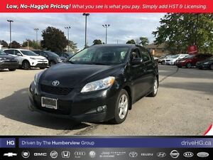 2013 Toyota Matrix FWD 5M