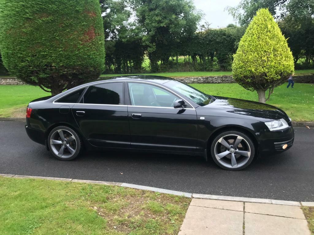 audi a6 2007 19 alloys in limavady county londonderry gumtree. Black Bedroom Furniture Sets. Home Design Ideas