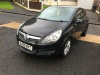 Vauxhall corsa 2010 1.4 sxi a/c model cat d cheap bargain