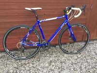 RALEIGH MAVERICK ELITE CYCLE X BIKE BRAND NEW AND UNRIDDEN