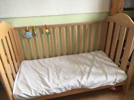 Cot bed £50 ono