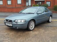 03 VOLVO S60 D5 SE + DIESEL + LEATHER