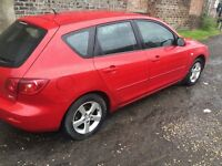 MAZDA 3 2005 FULL YEAR MOT EXCELLENT CONDITION