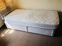SINGLE BED BRAND NEW
