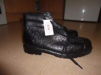 A.T.B. all terrain boot with welded sole size 10