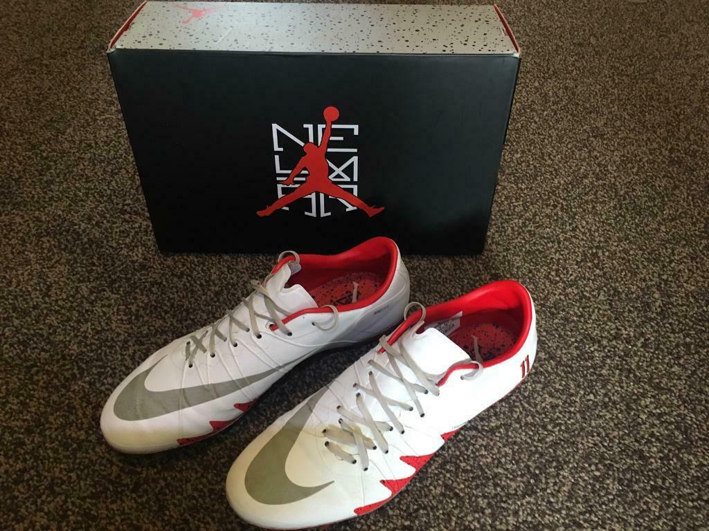 buy popular bd137 03db5 Nike Hypervenom Phinish NJR FG Neymar Jordan Football Boots (Size 8 UK) |  in Broughty Ferry, Dundee | Gumtree