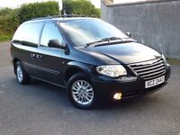 2004 Chrysler Voyager 2.4 petrol MPV 7 seater, only 88k, trade in considered ,credit cards accepted