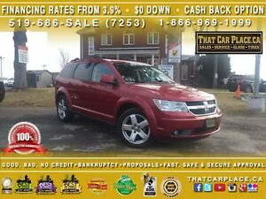 2009 Dodge Journey SXT-$78/Wk-7 Seater-Sunroof-Tint-Pwr Dr St-Mp