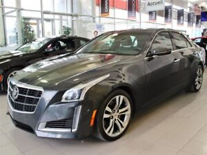 2014 Cadillac CTS V-SPORT 3.6L BI-TURBO* 420HP * WOW !