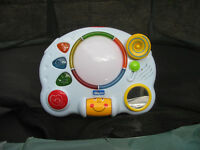 2for1 - Chicco Mamma Lullaby Baby Night Night & WinFun - phonics, letters, numbers, shapes, music.