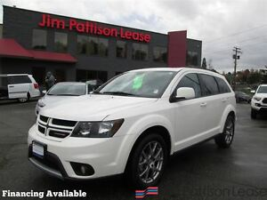 2015 Dodge Journey R/T Rallye, awd, nav,dvd,roof