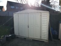 Large shed for sale 180-160-240cm