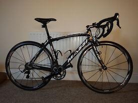 Massi Carbon Pro SL Road Bike (medium frame)