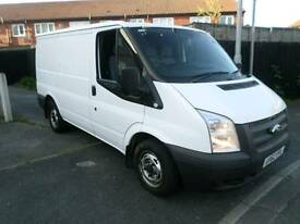Ford transit 2013 2.2 6 speed no vat