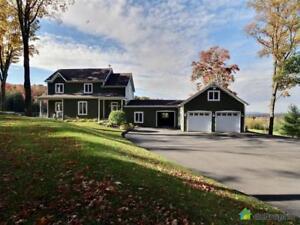 649 000$ - Maison 2 étages à vendre à Dunham