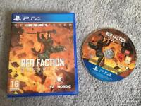 Red Faction Guerrilla PS4 Brand New Bargain