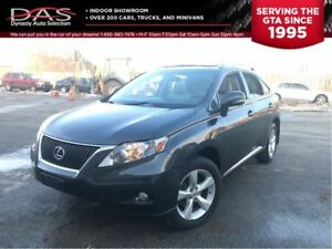 2010 Lexus RX 350 LEATHER/SUNROOF/REAR VIEW CAMERA