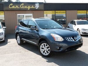 2013 Nissan Rogue SL - Nav, 360Cam, Remote, H. Leather, Bose, Ro