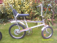RALEIGH CHOPPER MK II ONE OF MANY QUALITY BICYCLES FOR SALE