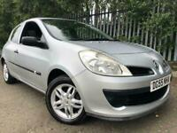 Renault Clio 1.2 Petrol Year Mot Only 46k Miles Full Service History Cheap To Run And Insure !