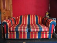 Comfy, Colourful Couch