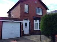 Spacious 3 bedroom detached house