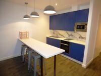 Fully Furnished Studio apartment in Sheffield City Centre