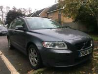 2008/08 REG VOLVO V50 1.8S ESTATE ** GREAT FAMILY CAR ** £1790.00 **