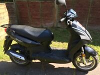 Sym Symply Moped